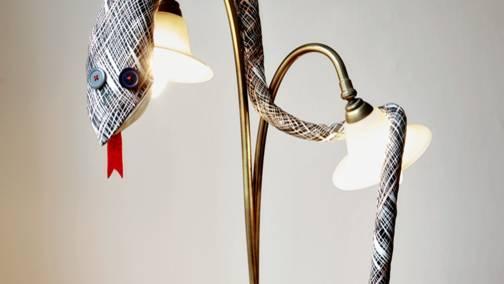 selber machen selber machen krawattenschlange nido. Black Bedroom Furniture Sets. Home Design Ideas