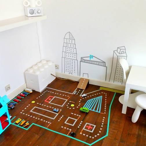 wohnen 5 washi tape ideen nido. Black Bedroom Furniture Sets. Home Design Ideas