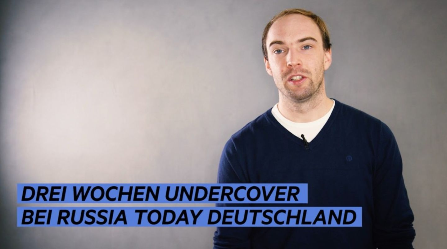 Freizeit: Undercover among Russia Today: Epilogue of the spy