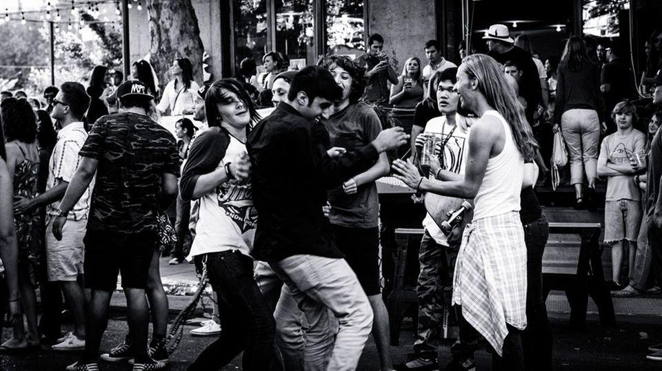 Freizeit: Die Liste: Erstsemester-Party