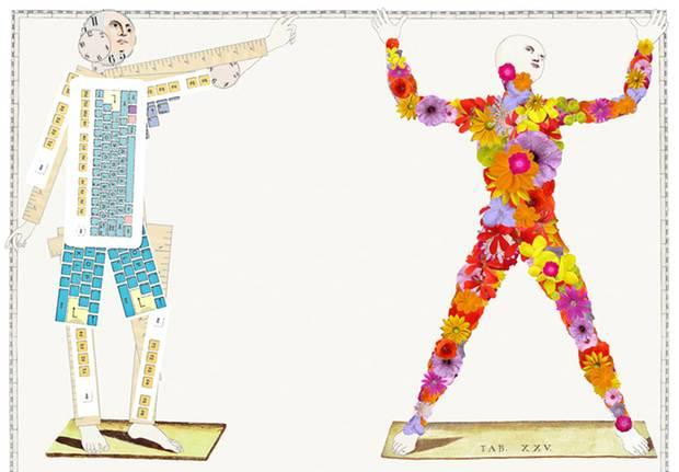 Eine Illustration von Volker Straeter zum Thema: Der halbe Traumberuf