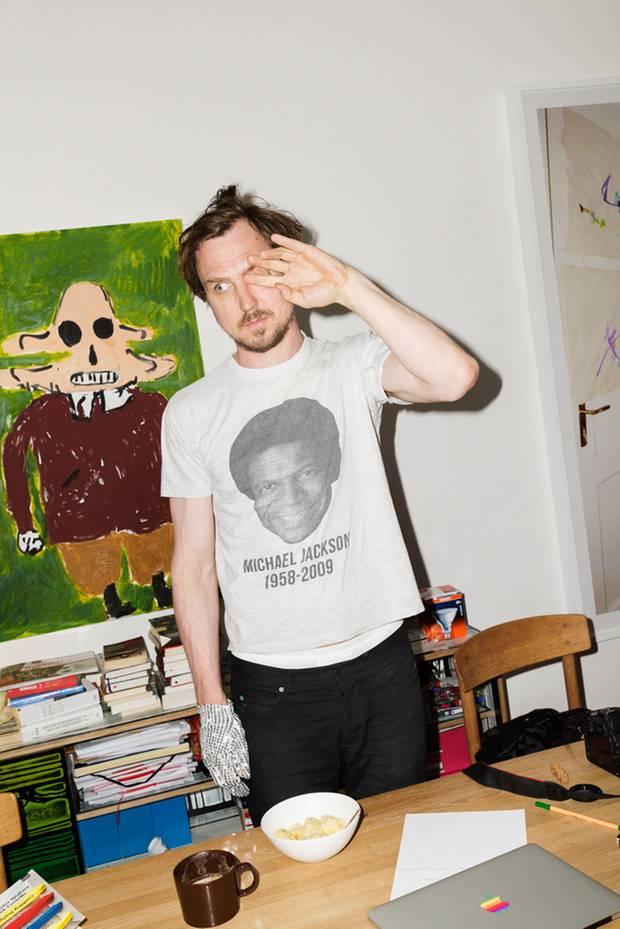 Schauspieler Lars Eidinger