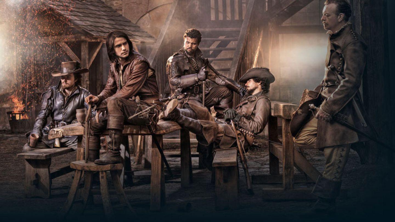"""Imagebild der BBC-Serie """"Die Musketiere"""""""