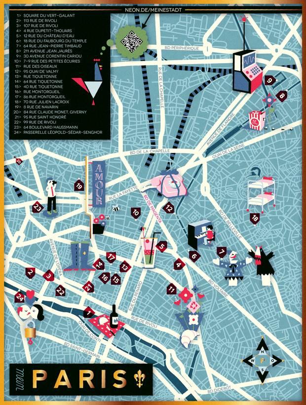 Meine Stadt: Projektmanagerin Lucie Para zeigt Paris | NEON