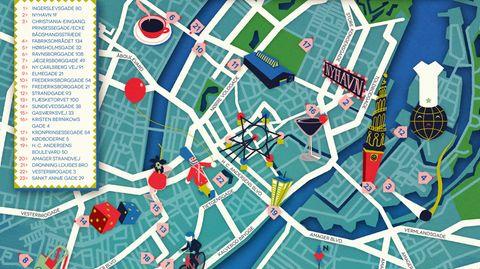 Zuhause: Meine Stadt: Kopenhagen