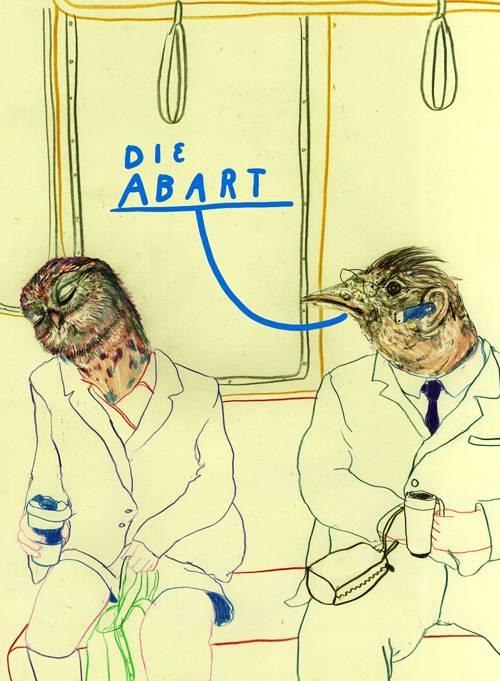 Immer müde? Eine Illustration von Frank Höhne