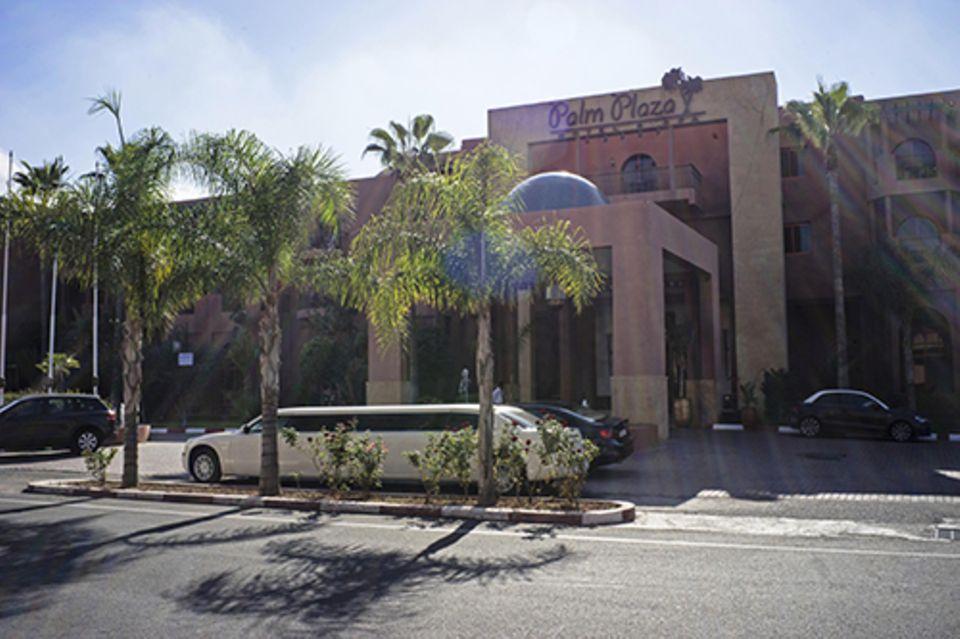 Imanin in Marrakesch: Ein Luxushotel in Marrakesch. In der Stadt stehen sich Tradition und Moderne gegenüber wie nirgendwo sonst in Marokko.
