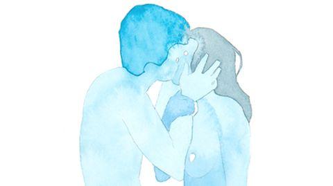 Illustrationen von Dan Gluibizzi zum NEON-Artikel über sexuelle Übergriffe auf Frauen