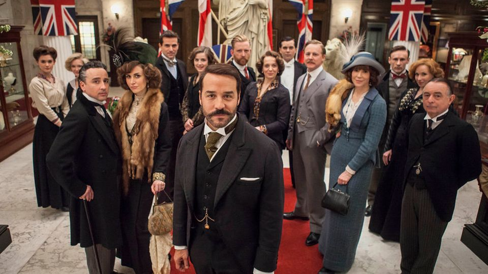 Freizeit: Fast Forward: Mr. Selfridge