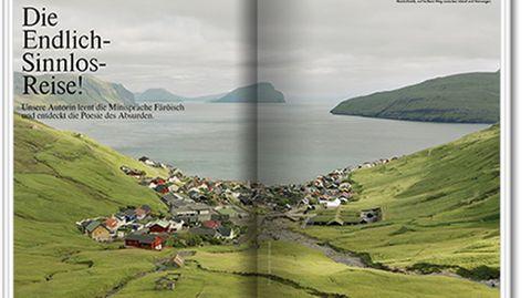 Zuhause: Färöisch für Anfänger