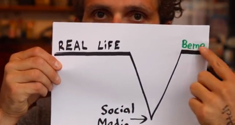 Freizeit: Es ist in Ordnung, dass wir uns online selbst inszenieren