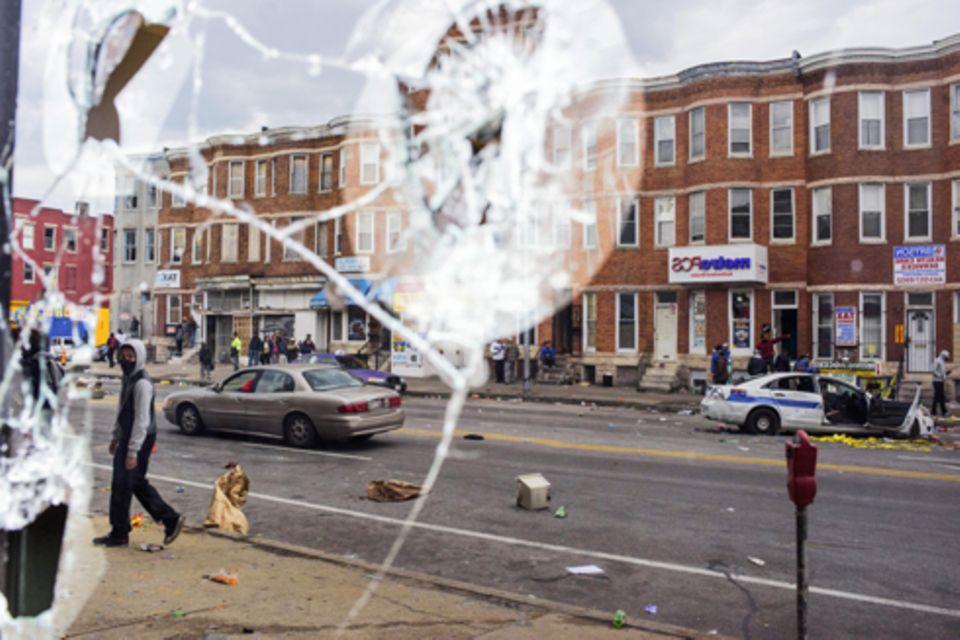 Politik: Foto: Matt Roth / The New York Times / laif