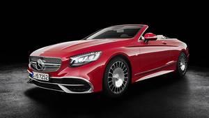 Mercedes Maybach S 650 Cabrio - 630 PS stark und auf 300 Fahrzeuge limitiert