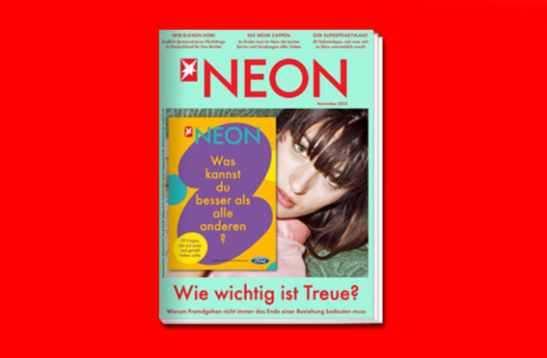 Magazin: NEON #11/2013