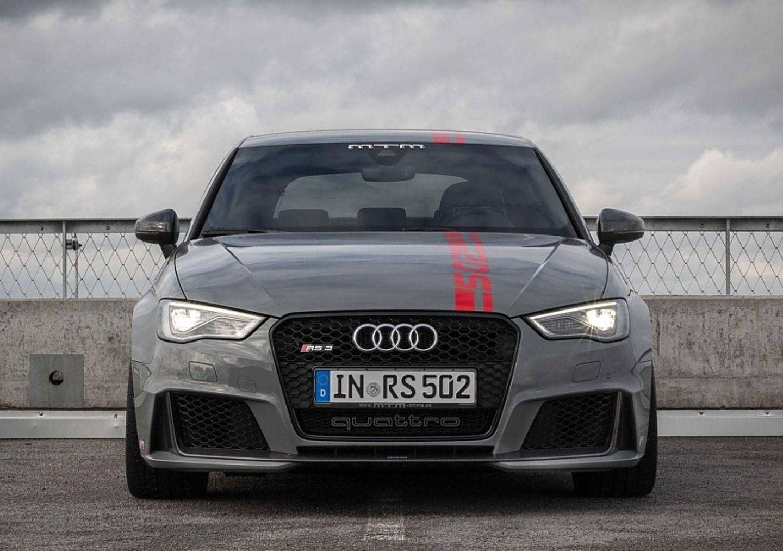 MTM Audi RS3 R - LED-Licht ist Serie