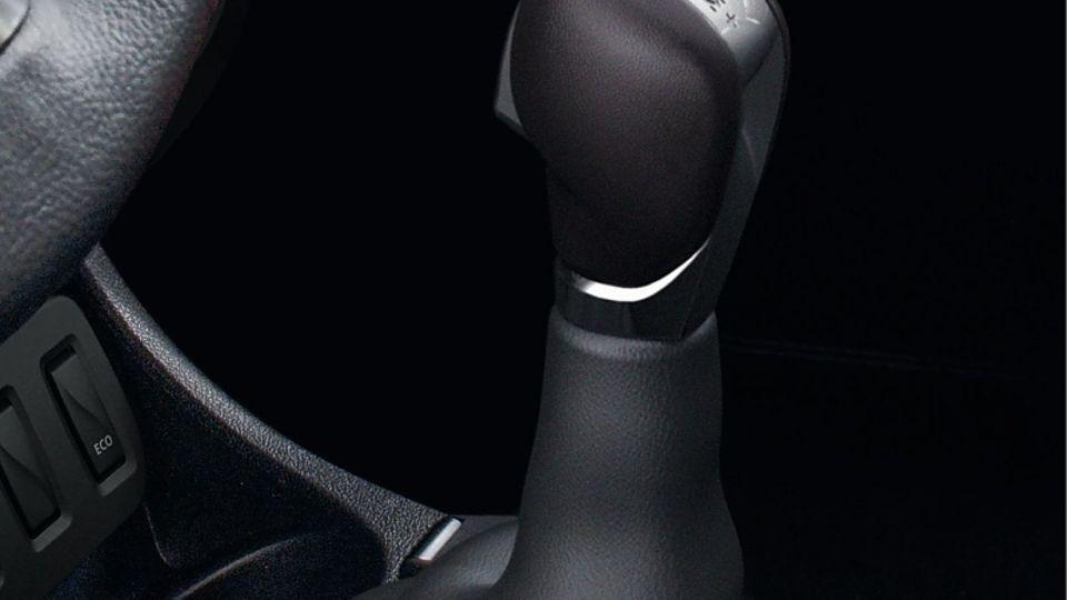 Auch ein Sechsgang Doppelkupplungsgetriebe ist jetzt erhältlich - in Kombination mit dem 81 kW / 110 PS-Dieselmotor