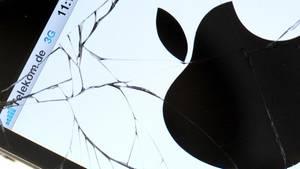 Apple will sich gegen den gigantischen Steuerbescheid wehren. Foto: Julian Stratenschulte