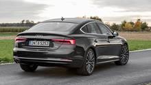 Audi A5 3.0 TDI Sportback