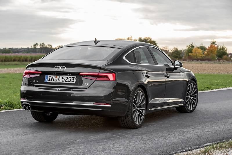 Audi A5 Sportback 30 Tdi Quattro Wenn Schon Denn Schon Sternde