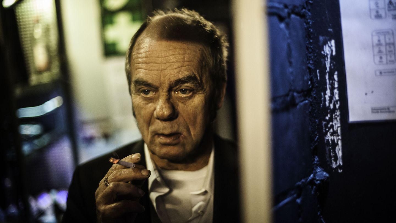 """Corny Littmann im Backstage des """"Schmidts Tivoli""""-Theaters eine Stunde vor seinem Auftritt"""