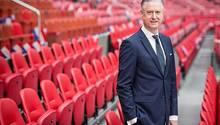 Henk Markerink, CEO der Amsterdam Arena