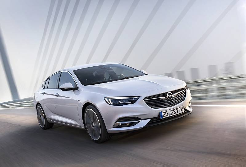 Opel Insignia Grand Sport 2017 - 4,90 Meter lang und komfortabler denn je
