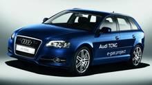 Audi setzt weiter auf erdgasbetriebene Autos. Auch ein CNG-A4-Avant soll kommen.