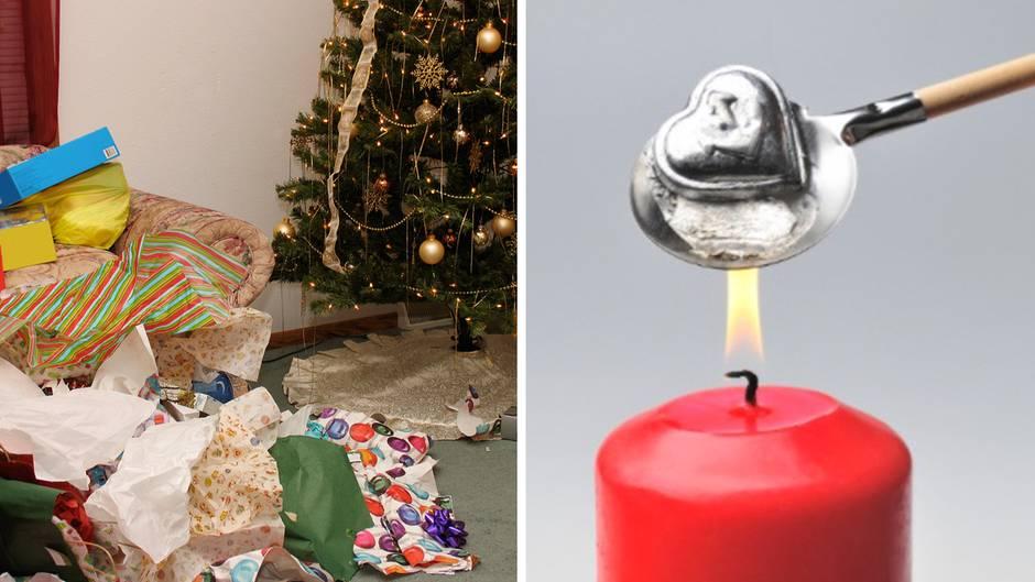 Tipps für ökologische Weihnachten: So vermeiden Sie Müll an den Feiertagen