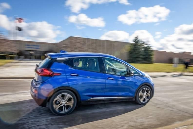 Opel Ampera-e - bis zu 500 km soll er rein elektrisch schaffen