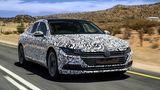 VW Arteon Prototyp - das Motorenportfolio reicht von 150 bis weit über 300 PS