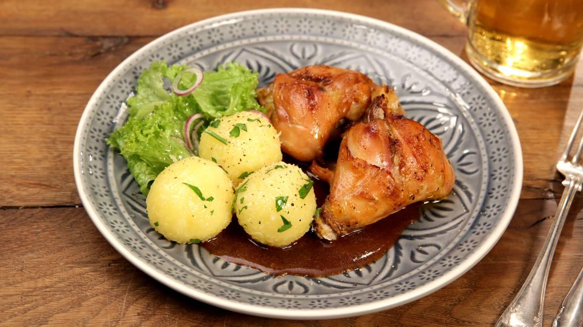 Weihnachtsbraten: Ein echtes Festmahl – Kaninchen nach Thüringer Art