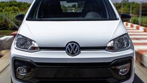 VW Up GTI - leicht nachgeschärfte Front
