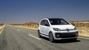 VW Up GTI - 3,60 Meter lang