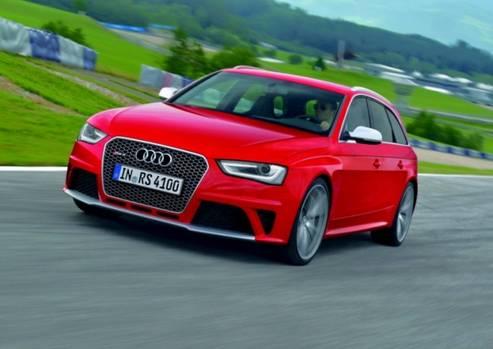 Audi legt den RS4 Avant neu auf.