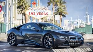 Der neue BMW i8 kommt als 2+2-Version.