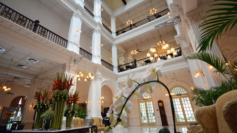 Raffles Hotel, Singapur