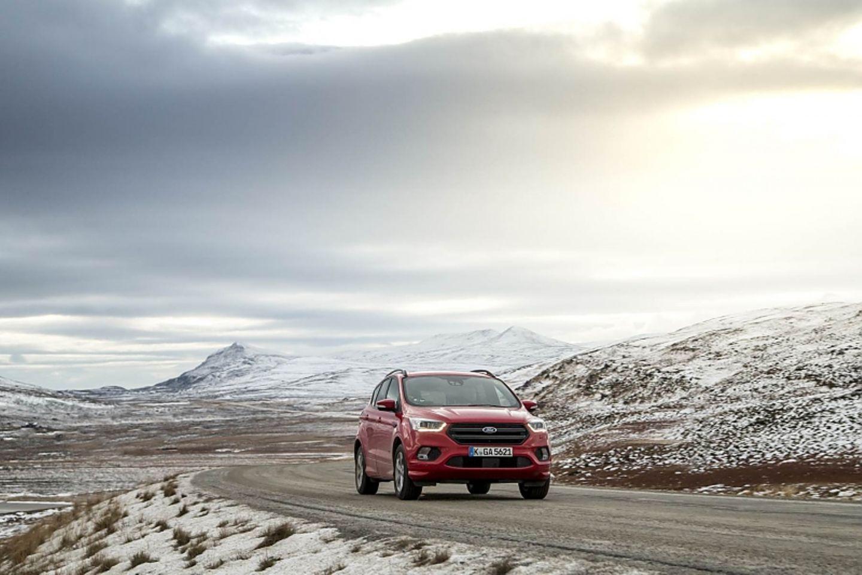 Ford Kuga ST Line 1.5 l EcoBoost 4x4 verbraucht 7,4 l/100 km