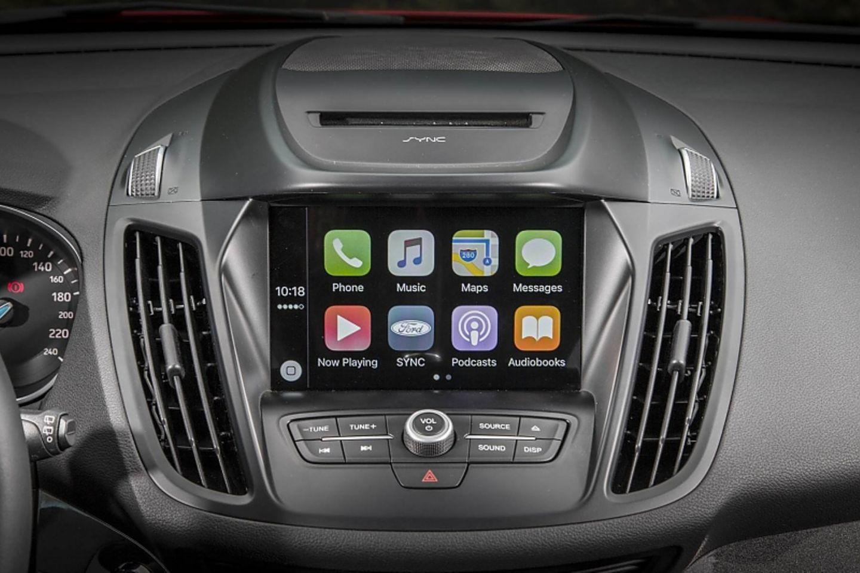 Zu Sync 3 gehört ein Acht-Zoll-Touchscreen