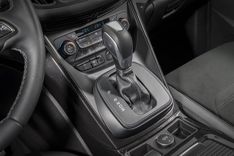 Die Sechsgang-Automatik raubt dem Motor Temperament
