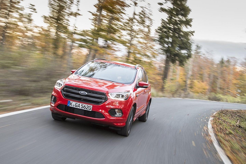 Der Ford Kuga ST Line 1.5 l EcoBoost 4x4 kostet mindestens 35.900 Euro