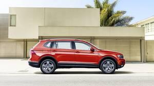 VW Tiguan Allspace - 21,5 Zentimeter mehr Länge