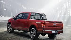 Ford F-150 Modelljahr 2018