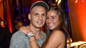 Sarah und Pietro Lombardi