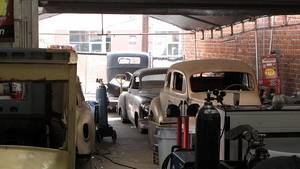 Hollywood Hot Rods in Burbank / California