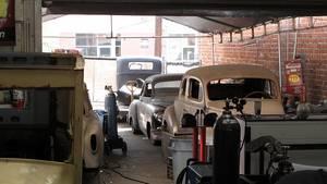Hollywood Hot Rods in Burbank / California