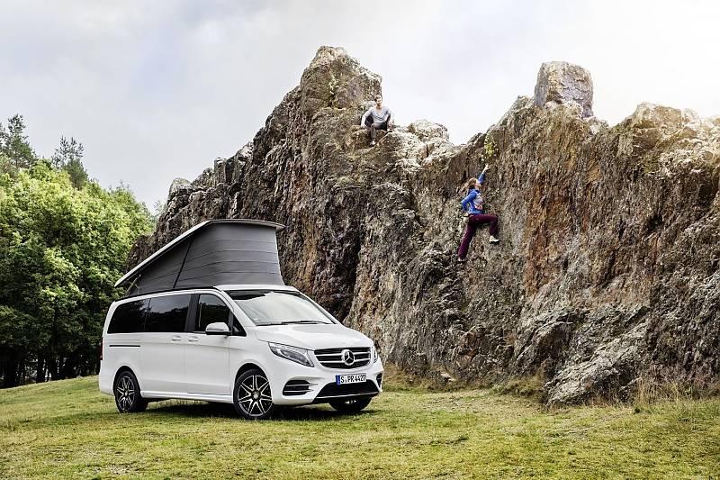 Mercedes Benz Marco Polo Horizon 1