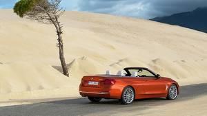 BMW 4er Cabrio 2017