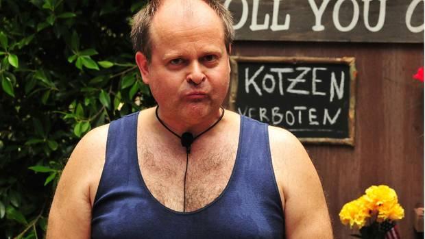 Markus Majowski im Dschungelcamp