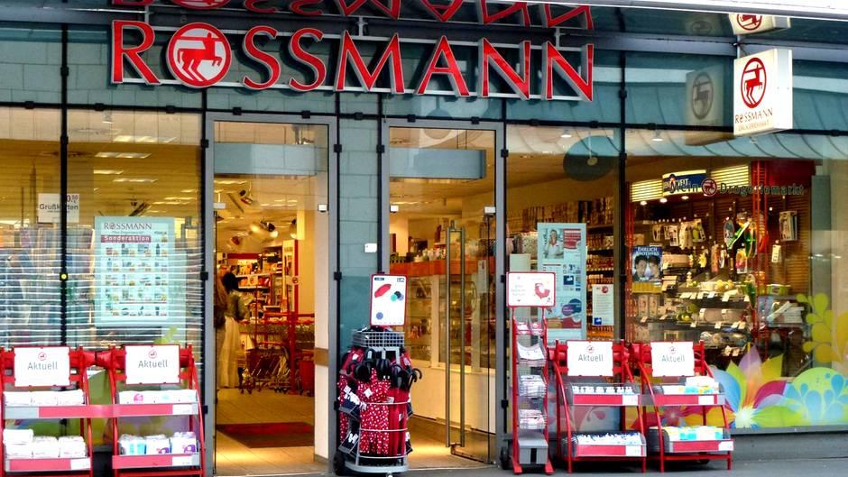 dm mitarbeiterin wollte bei rossmann einkaufen - Rossmann Online Bewerbung