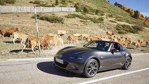 Mazda MX-5 RF 2.0 - 118 kW / 160 PS